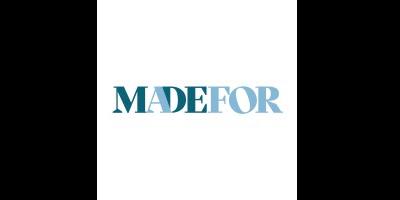 madefor covid test logo