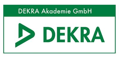 dekra corona test logo