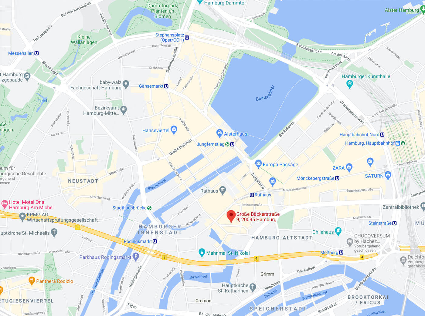 PCR test Dortmund map