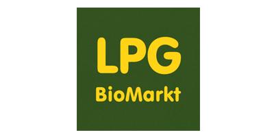 LPG BioMarkt logo