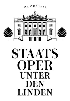 Staatsoper unter den Linden logo