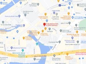 Corona test Hamburg Rathaus