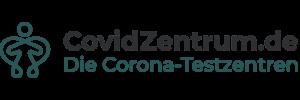 corona test covidzentrum logo