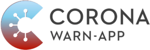corona warn app covid test logo